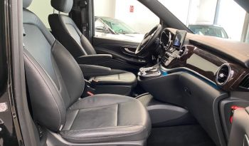 Mercedes V 220D Avantgarde Largo Automático 163cv lleno