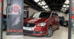 Volkswagen Touran 2.0 TDI 140cv **DSG – PARK ASSIST – 7 PLAZAS**