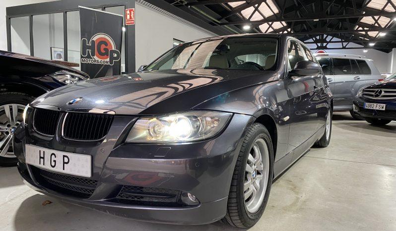 BMW 320D 163CV AUTOMÁTICO lleno