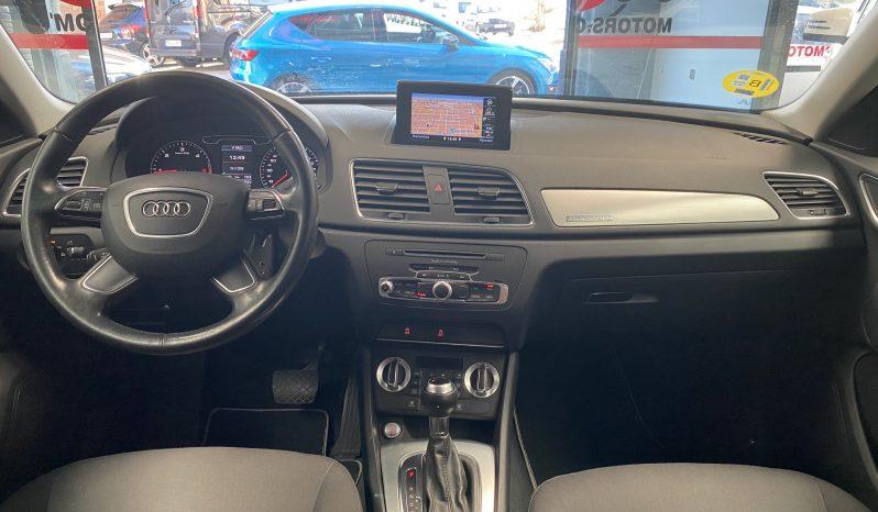 AUDI Q3 2.0 tdi 177cv Quattro S-Tronic lleno