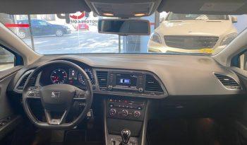 Seat León FR 2.0 TDI 184cv lleno