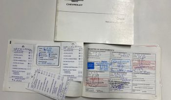 CHEVROLET CRUZE LTZ 2.0 VCDI 163CV lleno