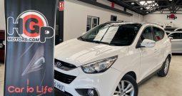 HYUNDAI iX35 2.0 CRDI AWD TECNO SKY NAV 136CV