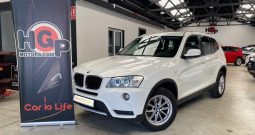 BMW X3 18 sDRIVE 143cv