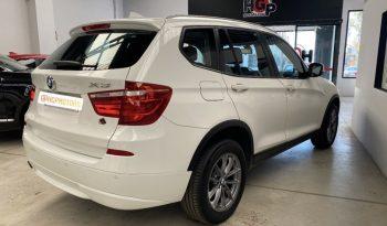 BMW X3 18 sDRIVE 143cv lleno