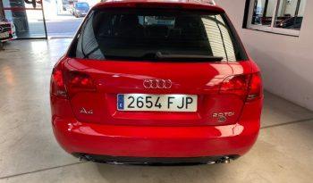 Audi a4 2.0 Tdi DPF 170cv S-Line lleno