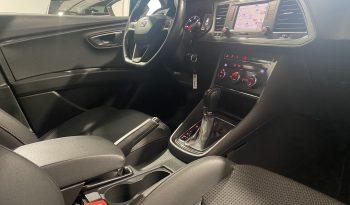SEAT LEON FR 2.0 TDI DSG 150CV lleno