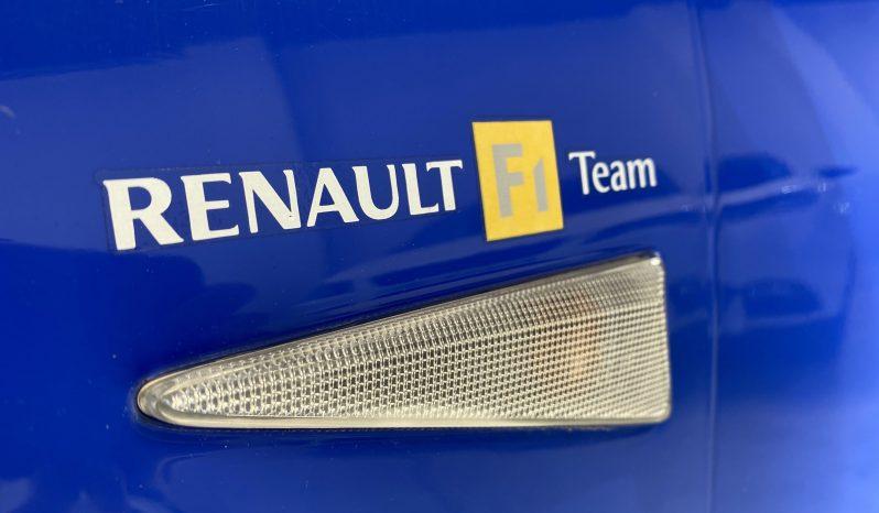 RENAULT MEGANE F1 TEAM SERIE LIMITADA Nº 1115 2.0 16V 224CV lleno